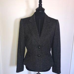 Bloomingdale's Tahari wool blazer.